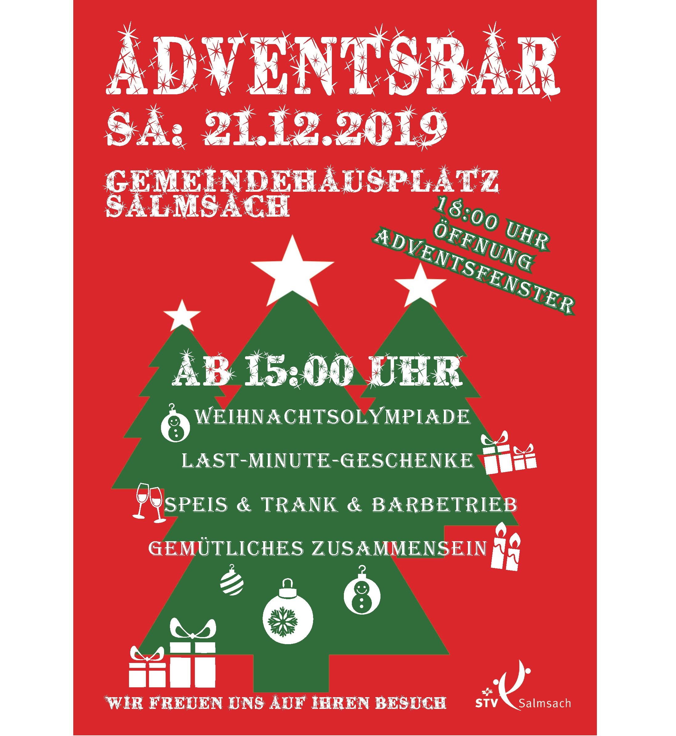 Adventsbar 2019